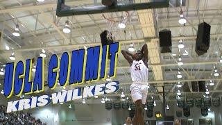 UCLA Commit Kris Wilkes Ultimate 2016 Junior and Summer Mixtape