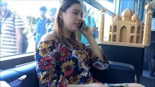 Flight Booking Conversation