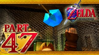 The Legend of Zelda: Ocarina of Time 3D - Part 47 - Gerudo Training Grounds