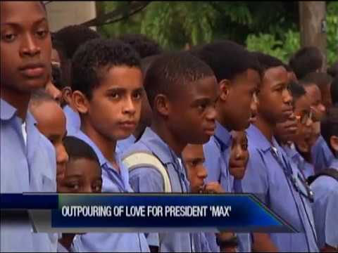 Much Love For Max  21 Gun Salute To Sound At State Funeral For Former President On Wednesday