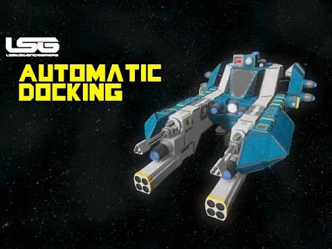 Space Engineers - Automatic Docking, Autopilot Upgrade