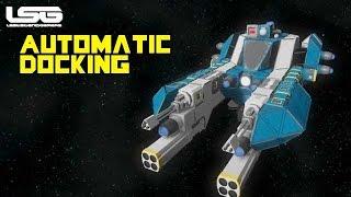 Space Engineers - Automatic Docking, Autopilot Upgrade