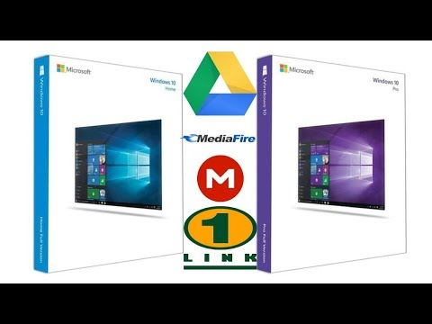 Windows 10 1903 32 O 64 Bit Español Update Noviembre 2019 1 Link Google Drive MediaFire Mega
