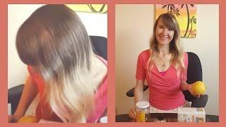 видео Шампунь для светлых волос Ромашка и лимон