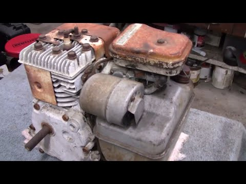 1985 3 HP BRIGGS ENGINE REPAIR