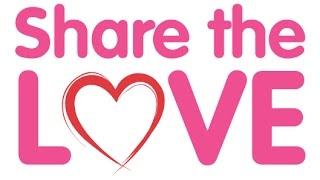 SHARE THE LOVE FERME ! 💛💙💜