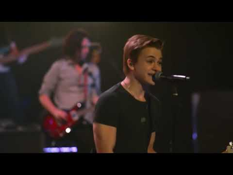 Hunter Hayes - I Want Crazy (Tour Rehearsal Sessions)