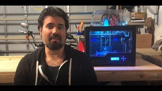 Flashforge Creator Pro Review (Updated Model)