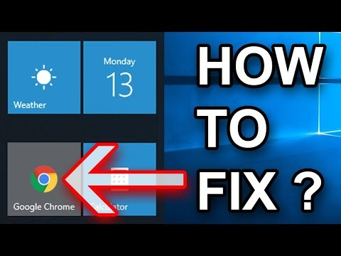 How To Fix Google Chrome Icon Grey Or White Background In Windows 8