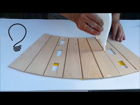Making a Wooden Lighthouse (Part 1 of 2)