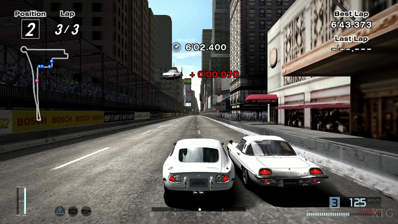Driving Mission 11 PS2 Gameplay