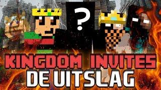 The KINGDOM Seizoen 3 INVITES UITSLAG!