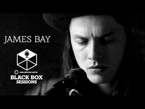 """James Bay - """"Hold Back The River"""" (Collective Arts Black Box Sessions)"""