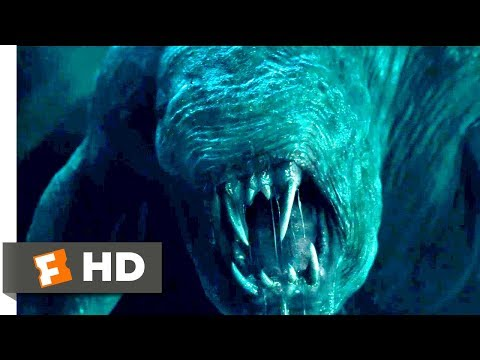 Priest (2011) - The Hive Guardian Scene (6/10) | Movieclips
