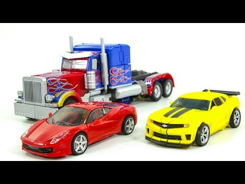 Transformers Alien Attack Firage ( Dino Mirage ) Ferrari 458 Italia Vehicle Super Car Robots Toys