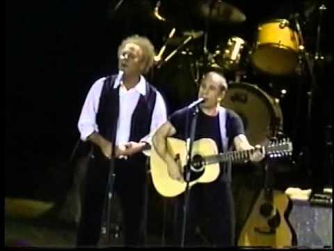 Simon & Garfunkel - Keep The Customer Satisfied - Live, 2003