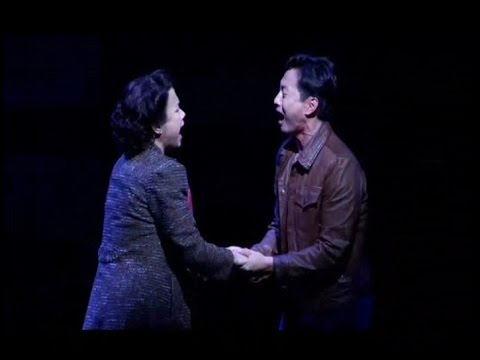 KEI & FRANKIE - The Mountain's Heart (ALLEGIANCE Musical) FANMADE VIDEO