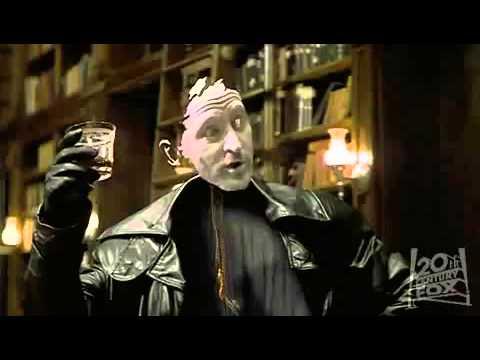 Liga Výjimečných (2003) - Trailer