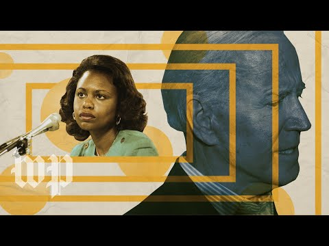 The evolution of Joe Biden's comments on Anita Hill