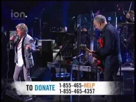 121212 SANDY RELIEF CONCERT - THE WHO - PINBALL WIZARD