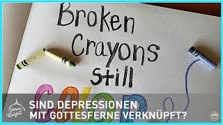 Sind Depressionen mit Gottesferne verknüpft? | Stimme des Kalifen