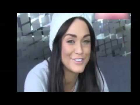 Vicky Pattinson on Mario Falcone