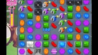 Candy Crush Saga Level 1145 (No booster, 3 Stars)