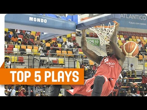 TOP 5: Day 1 Africa Champions Cup 2015