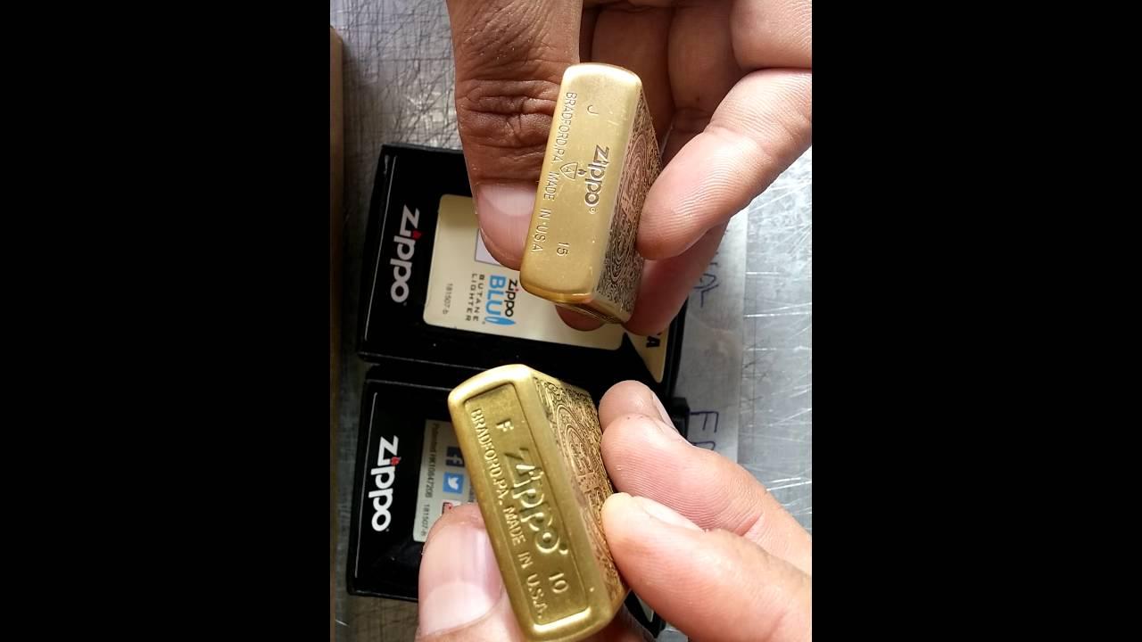 900e859cf05 Zippo Constantine Falso e verdadeiro - YouTube