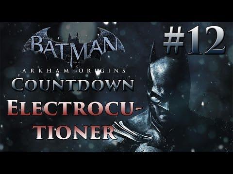 batman:-arkham-origins-countdown-#12-|-electrocutioner-(origin,-boss-battle,-assassin)