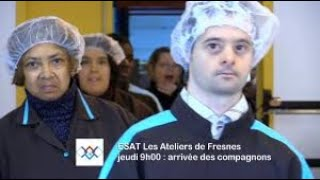 ESAT de Fresnes, là où l'open space guérit