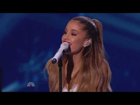 [1080p] Ariana Grande - Last Christmas (Live At Michael Buble's Christmas Special)