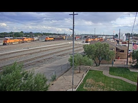 Belen, New Mexico - Cam of the Week | Virtual Railfan LIVE