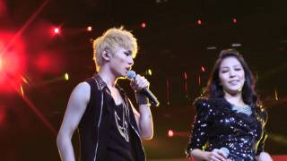 111023 SMTown NYC Boa I Did It For Love feat. Key (SHINee)