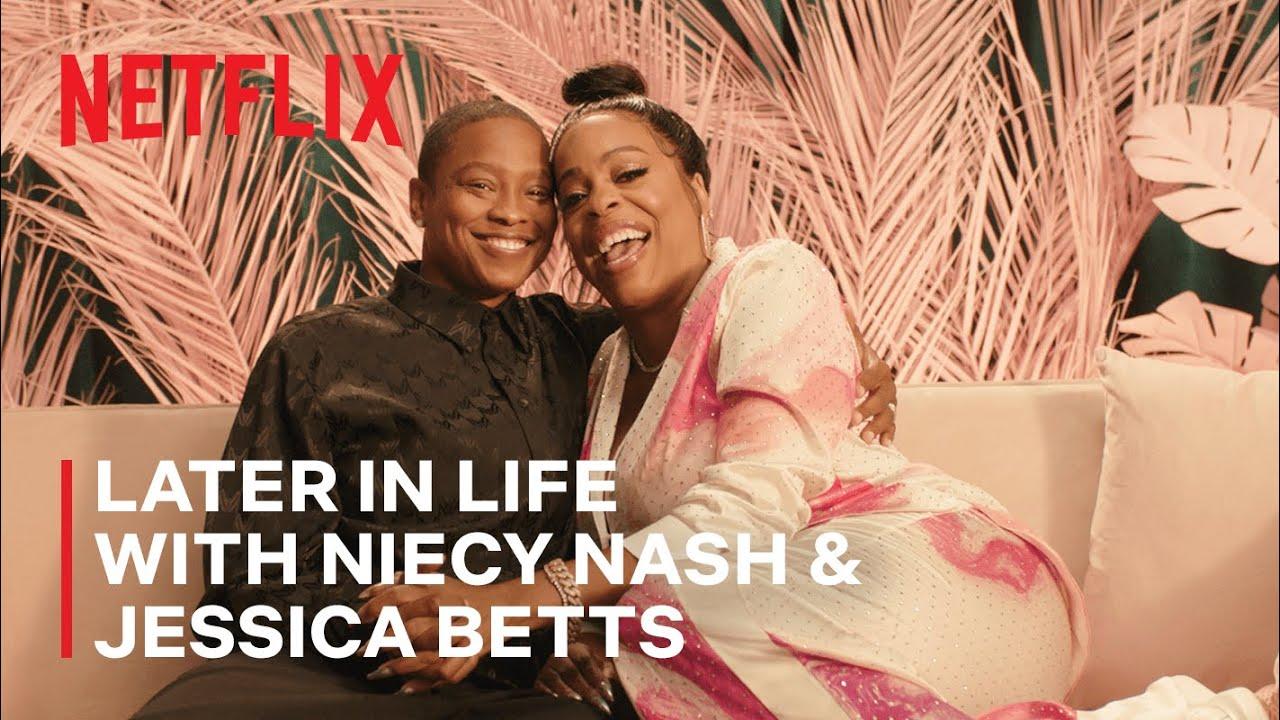 Newlyweds Niecy Nash & Jessica Betts Share Marriage Journey, Power of Black Love | Pride 2021
