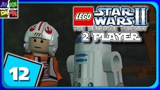 Lego Star Wars Original Trilogy 2 Player | Episode 12- DAGOBAH! (Xbox 360)