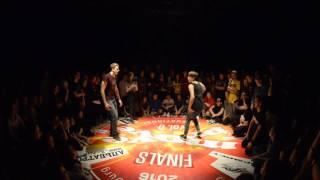 Hollywood vs. Myax • Top16 1/4 • Move&Prove International 9
