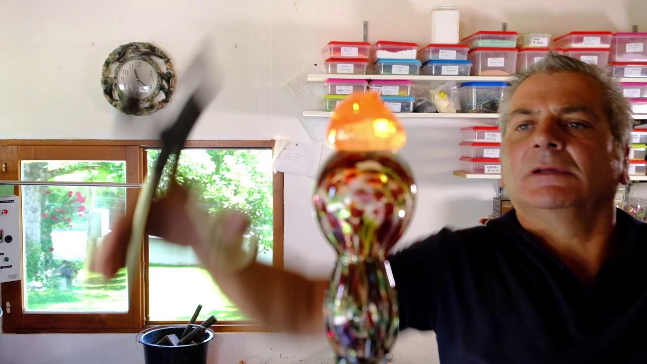Souffleur De Verre Chambery patrick kimbert: artisan verrier et souffleur de verre à chambod, ain