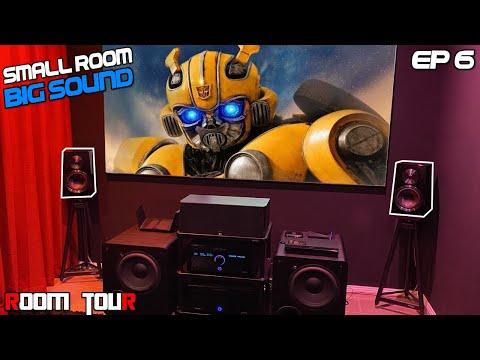 AUSTRALIA's SMALLEST 7.2.4 SVS EPIC SETUP   TINY ROOM BIG SOUND! EP 6