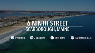 6 Ninth Street - Scarborough, Maine (MLS)