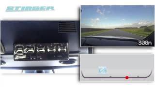 Test STINGER CARD MPHD snelweg NL | GeenBekeuring.nl