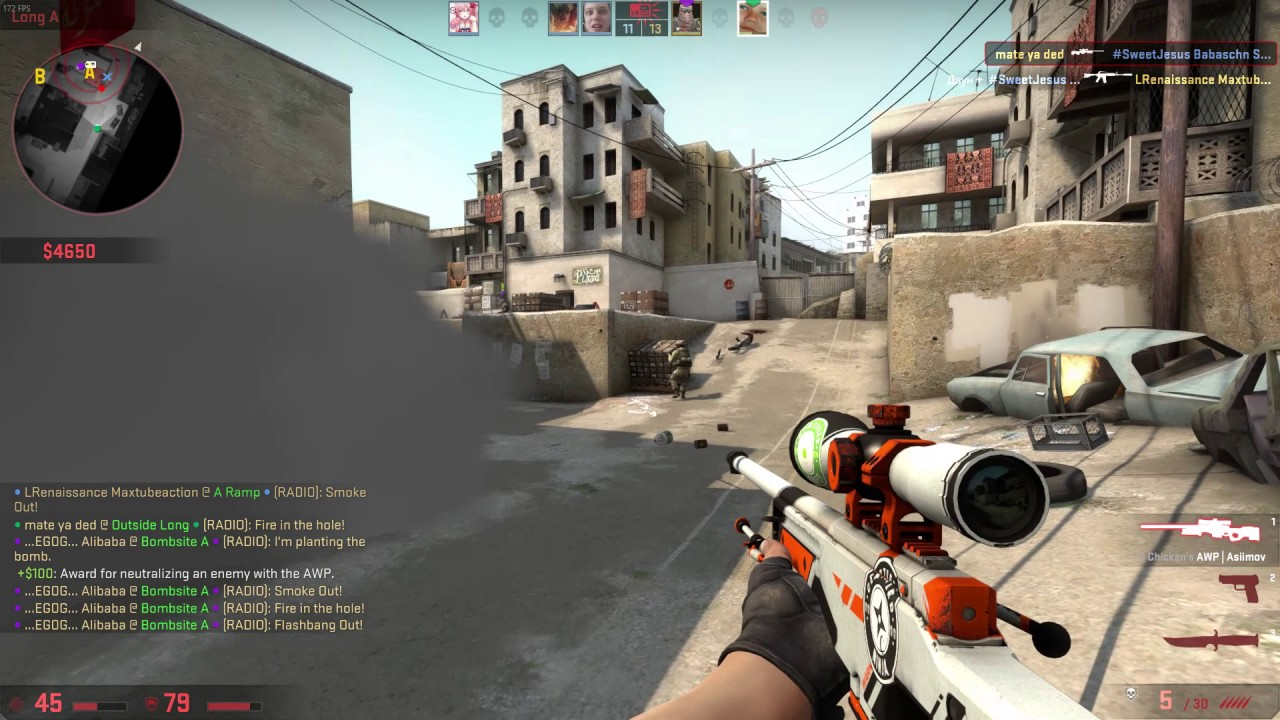 CSGO - Im Terrible at this game really. - YouTube