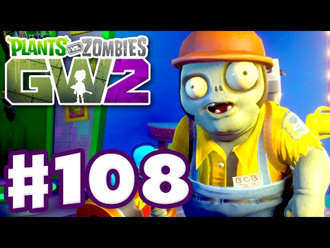 Plants vs. Zombies: Garden Warfare 2 - Gameplay Part 108 - Plumber! (PC)