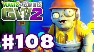 Plants vs. Zombies: Garden Warfare 2 - Gameplay Part 108 - Plumber! (PC)