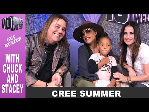 Cree Summer PT2  Iconic SuperWoman of Animation & Cartoon Voices  Voice Over