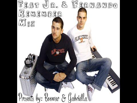 ☆ Boomer & Gabriella - Peat Jr  & Fernando Remember Mix ☆