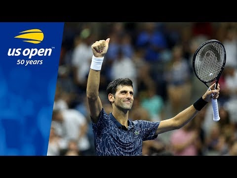 Two-time Champion Novak Djokovic Returns to Championship Form at the 2018 US Open