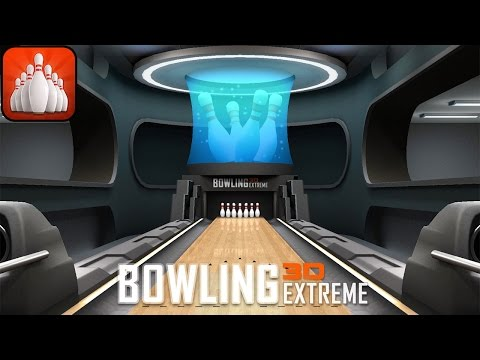 Bowling 3D Extreme - Official iPhone & Android Gameplay Teaser
