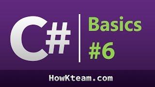 [Khóa học lập trình C# Cơ bản] - Bài 6: Toán tử trong C# | HowKteam