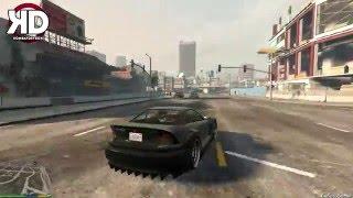 grand theft auto v gameplay r7 240 2gb q8400 4gb pc 720p